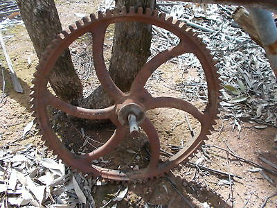 wire spinner , cast iron , old machinery , collectable , cliff & bunting