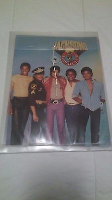 Michael Jackson RARE WOrld Club Exclusive Booklet With 45 RARE Message and SUPER
