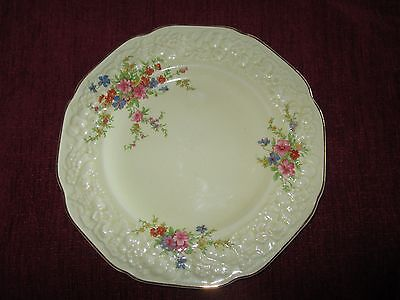 Vintage Crown Ducal Florentine side plate. FREE POSTAGE