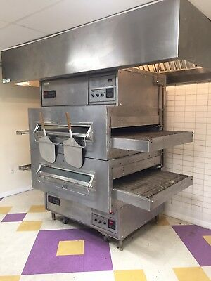 *MINT* Middleby Marshall Double Stack PS360WB Pizza Conveyor Oven- Single Phase