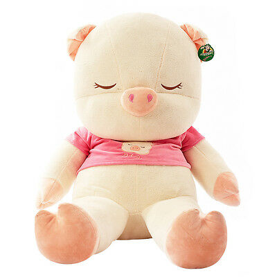 """2017 New 27""""cute Pig Doll Plush Toys Throw Pillow Hold Pillow 100%pp Cotton 70Cm"""