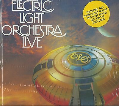 Electric Light Orchestra - Live ( CD)  NEW / SEALED