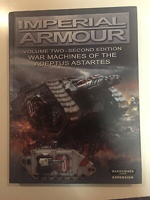 Imperial Armour Volume 2 Secound Edition War Machines Forge World 10164