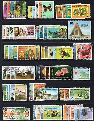 Papua New Guinea. Collection Mnh