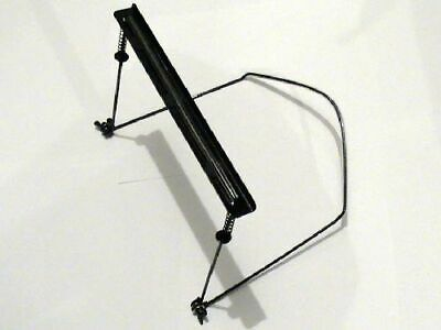 HARMONICA HOLDER busking guitar mouth organ neck rack 10 24 hole universal
