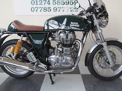 Royal Enfield Classic Continental Gt