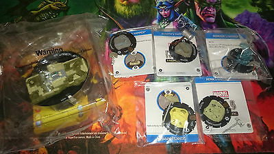 Book of Skull Heroclix Lot
