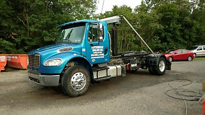 Roll Off Truck, Hook Lift 2013 Freightliner M2 106