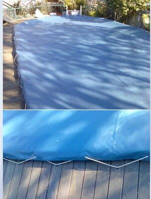 Pool Cover - Blockout And Full Child Safety