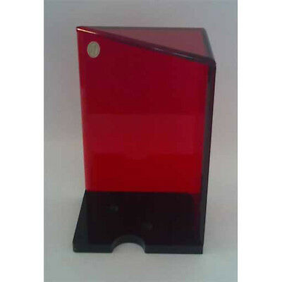 Discard holder 8 deck red professional