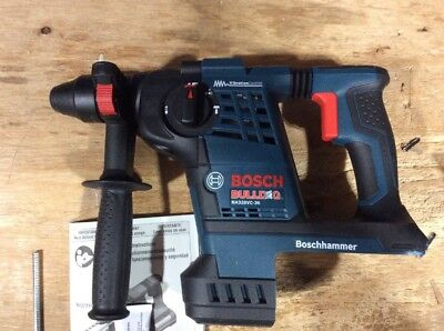 BOSCH HAMMER DRILL BULLDOG RH328VC-36  36v Li-ion (TOOL Only) Free Shipping! NEW
