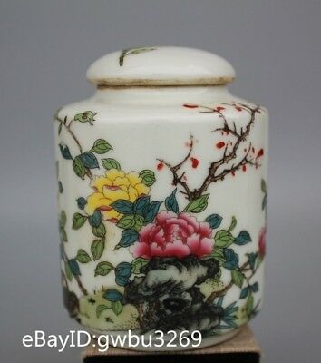 Rare Blue And White Porcelain Flower Pots Of Chinese Antique