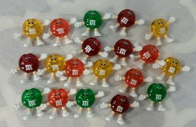 M&M candy Vintage Christmas Happy Lights covers complete set 20 lot  Party Patio