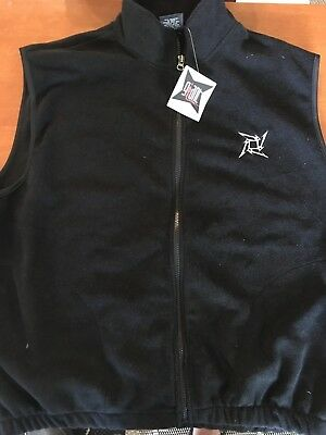Metallica Tek Vest New With Tags Size Large Rare