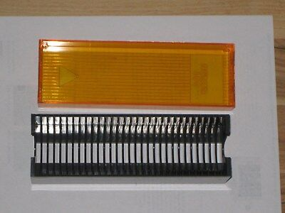 Bell & Howell Micro-Fit Slide Tray-Holds 30 Slides