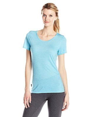 Icebreaker Merino Women's Cool-Lite Sphere Short Sleeve Low Crewe T-Shirt,