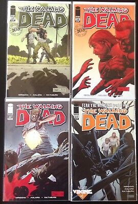 Walking Dead Comics Lot (27 books) NM Gems 57 - 112 1st prints Bagged & Boarded