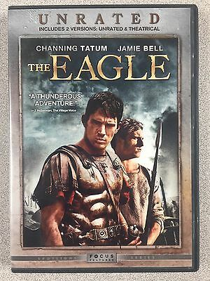 The Eagle DVD, Channing Tatum, Mark Strong, Kevin Macdonald