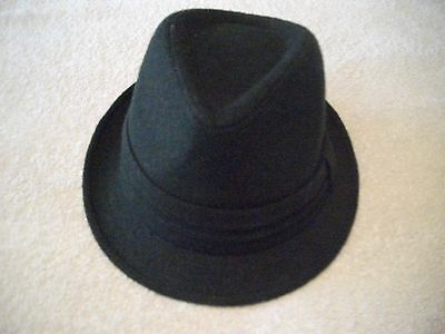 Men's/Women's M/L Collectioneighteen forest green trilby style Hat