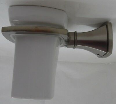 Grohe 40626ENO Grandera Wall Mount Bathroom Cup Tumbler Holder Brushed Nickel
