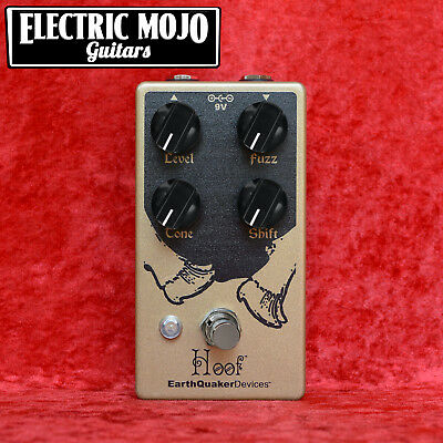 EarthQuaker Devices Hoof Fuzz Pedal