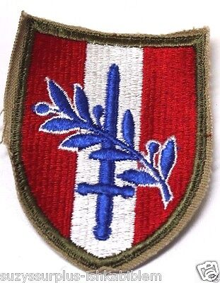 WWII US Austrian Occupation Forces Patch each P6053
