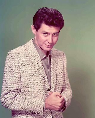 Singer EDDIE FISHER Photo