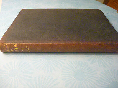Surveying Book Antique Vintage 1910 by John Clayton Tracy Published By Wiley