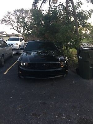 2011 Ford Mustang Track Pack 2011 Mustang Gt track pack