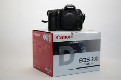 Canon EOS 20D 8.2MP Digital SLR Camera - Body Only CONVERTED TO INFRARED