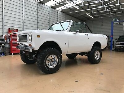 1979 International Harvester Scout  1979 International Scout II, 345 Motor, Auto Trans, New Heads, New Trans, Nice!