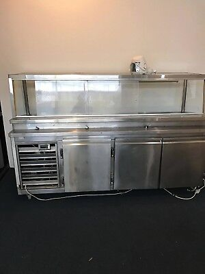 Sandwich Display Fridge/Bar