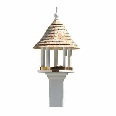 GOOD-41501-Lazy Hill Bird Feeder by Lazy Hill Farm Designs