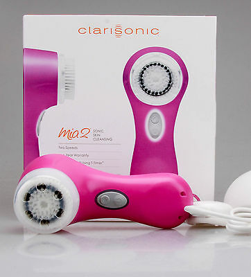 Clarisonic Mia 2 Peony Sonic Skin Cleansing System  UK SELLER