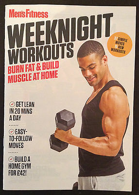 Men's Fitness - Weeknight Workouts - 32 page supplement