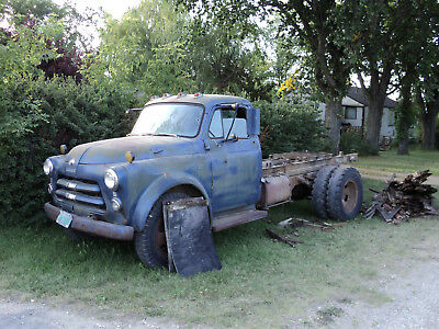 1954 Dodge Job-Rated J series  1954 Dodge Job-Rated J series farm truck