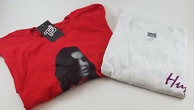 Men's  BRAND NEW HUF AND TWO IN THE SHIRT T-Shirts Short Sleeve XXL