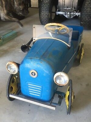Vintage Cyclops Tipper Pedal Car 1964/67
