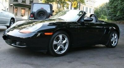 2002 Porsche Boxster Roadster 2002 Porsche Boxster Convertible with New Engine