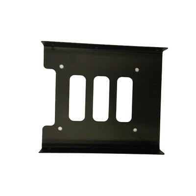"""Metal 2.5"""" to 3.5"""" SSD/HDD Mounting Bracket(with 8 Screws)"""
