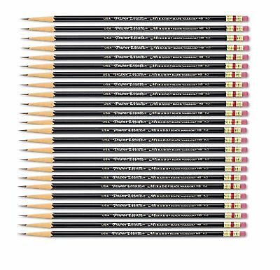 Paper Mate Mirado HB #2 Black Warrior Woodcase Pencil 24 count PAP2254