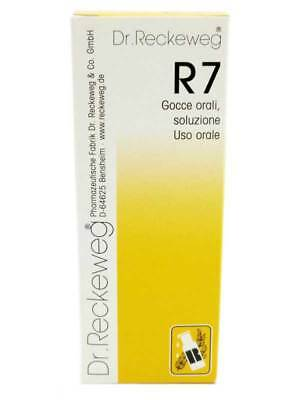 Dr. Reckeweg R7 Liver and Gallbladder Drops 50ml Homeopathic Remedy