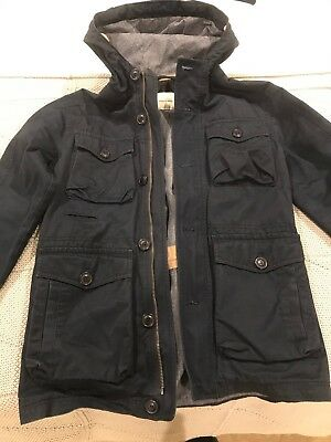 Men's Country Road Jacket Navy Size Small S