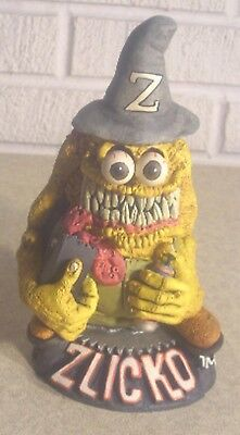 """Rare Pro Painted Ed """"big Daddy"""" Roth Johnny Ace Rat Fink Zlicko Resin Figure 8"""""""