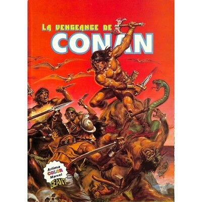 Conan (Artima Color Marvel Géant) 01