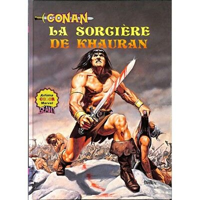 Conan (Artima Color Marvel Géant) 03