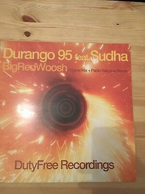 Durango 95/ Sudha - Big Red Woosh