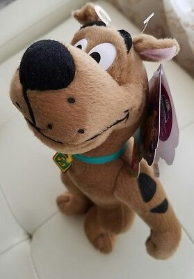 New Authentic Scooby Doo Plush Doll - 10in