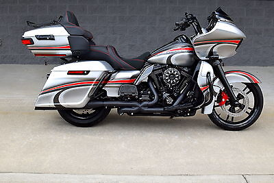 2016 Harley-Davidson Touring  2016 ROAD GLIDE ULTRA CUSTOM *1 OF A KIND* $17K IN XTRA'S!! MUST SEE!! LOADED!!