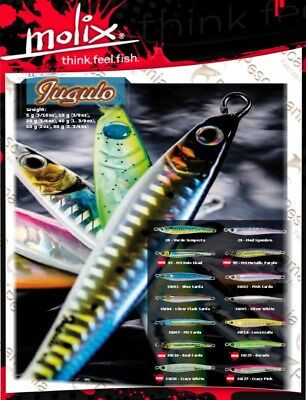 spinning lure Molix Jugulo Jig 20 gr (3/4oz) sea jigging